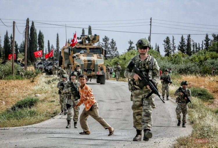Shift in Turkey's Security Approach and Operation Peace Spring